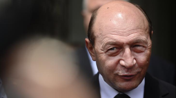 TRAIAN BĂSESCU: OPC, ANSV şi ANAF sunt instituţii de partid