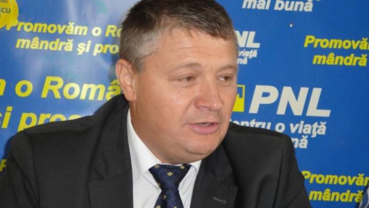 Liderul PNL Botoşani, CONDAMNAT LA ÎNCHISOARE