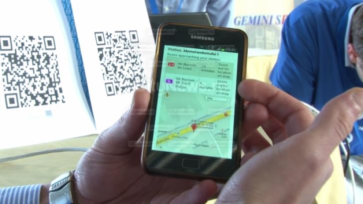 IT-iştii clujeni au dezvoltat o aplicaţie ce va revoluţiona transportul în comun din oraş.