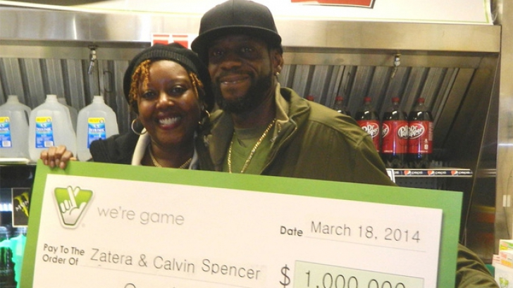 LOTO. Un cuplu a câștigat la loto de trei ori într-o lună