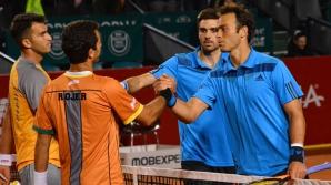 Perechea Tecău/Rojer s-a calificat în semifinalele turneului BRD Năstase Ţiriac Trophy