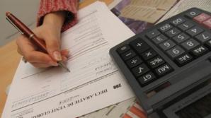 Mai puţine taxe, mai puţine ore petrecute la ghişee