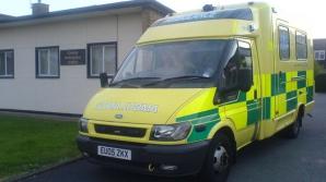 Acoperişul casei unei familii de români din Marea Britanie s-a prăbuşit