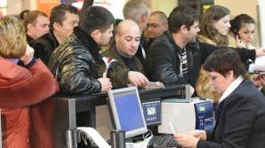 UCRAINA INTERZICE intrarea pe teritoriul său a bărbaţilor ruşi cu vârsta între 16 şi 60 de ani