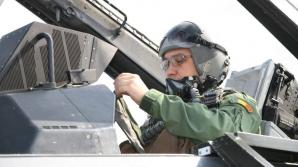 Pilot F-16: Premierul a vorbit tot timpul, mi-a spus: Yoggi, mă simt minunat, aş vrea această slujbă
