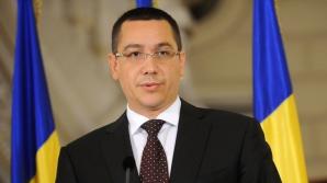 Ponta, întrebat dacă a discutat cu Tobă despre şeful IPJ Mehedinţi: Nu, nu cred; nu ştiu de aşa ceva