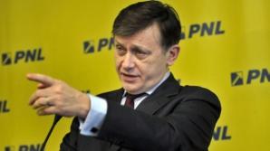 Antonescu: Unii n-au nici candidat la Preşedinţie, în vreme ce eu am deja şi prim-ministru