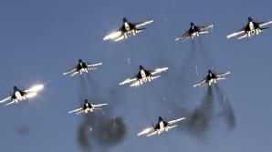 Încălcările spaţiului aerian au avut ca scop să împingă Ucraina în război, denunţă Iaţeniuk
