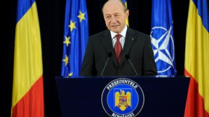 Băsescu:Probabil e ultimul bilanţ MAI la care vin, dar nu se ştie, întortocheate sunt căile Domnului