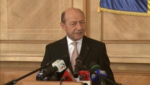 Băsescu: România va susţine până la capăt integritatea teritorială a Republicii Moldova