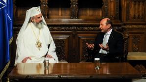 Băsescu: BOR rămâne singura instituţie care în afara frontierelor îi poate ţine pe români laolaltă