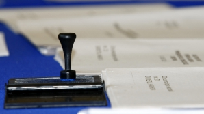 Câte buletine de vot vor fi tipărite pentru alegerile europarlamentare/ Foto: MEDIAFAX