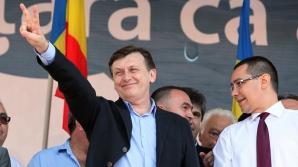 Cum comentează Antonescu vizita lui Ponta în Teleorman, la inundaţii / Foto: MEDIAFAX