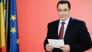 Explicaţia lui Ponta pentru Facebook
