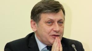 Antonescu: Schulz să se facă negustor de energie; îi cer lui Ponta să ia atitudine publică