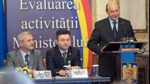 Parchetul suspendă anchetarea lui Băsescu, președintele are imunitate
