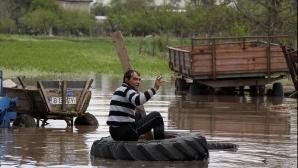 COD ROŞU de inundaţii în Teleorman. Patru morți și mai multe persoane dispărute