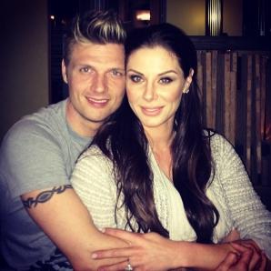 Nick Carter s-a căsătorit cu Lauren Kitt, instructor de fitness şi actriţă aspirantă