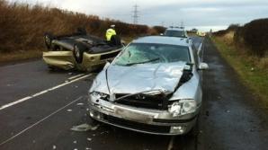 Român mort într-un accident rutier în vestul Franţei