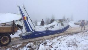 Reflectarea accidentului aviatic din Apuseni, NESANCŢIONATĂ DE CNA