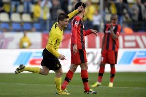 Astra Giurgiu învinsă de FC Braşov, scor 2-1, în Liga I