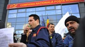 Protestul spontan al poştaşilor s-a încheiat, conducerea a promis decontarea abonamentelor