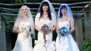 Unic în lume. Trei femei căsătorite vor avea un copil