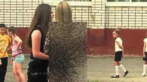 Cum s-a îmbrăcat o rusoiacă la balul de absolvire