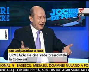 AUDIENȚĂ RECORD pentru REALITATEA TV cu emisiunea la care a fost invitat președintele TRAIAN BĂSESCU