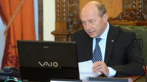 Băsescu: CSAT nu e club de dezbatere, fac apel la premier să nu terfelească această instituţie
