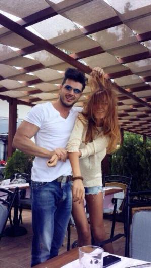Bianca şi Victor Slav, păruială în vacanţa în Turcia