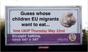 PARODIE la campania anti-români din Marea Britanie