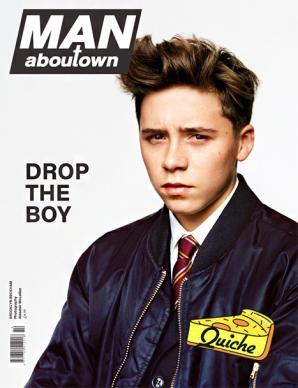 Brooklyn Beckham, debut în modă la 15 ani