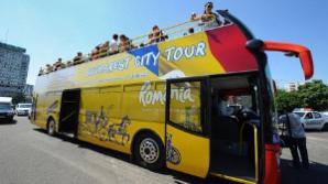CĂLĂTORII GRATUITE cu autobuzele Bucharest City Tour de 1 Mai