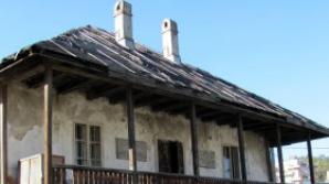 Casa Olănescu, în paragină