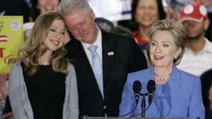 VESTE bombă în familia lui Bill Clinton