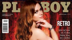 Rellys, românca pe care o iubesc filipinezii, pe coperta Playboy