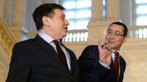 Antonescu: Eu porţia de încredere în domnul Ponta mi-am consumat-o