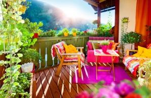 10 sfaturi de la specialistii in peisagistica pentru gradina de flori din balcon