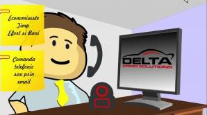 (P) Delta Speed Solutions vă aşteaptă la standul propriu de la Salonul Auto Moto Bucureşti