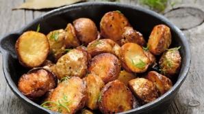 Dovada că până acum ai gătit greşit cartofii la cuptor