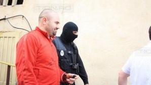 Florin Ilie a fost prins şi va fi condus la audieri.