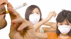 Fumătorul pasiv nu este protejat prin lege