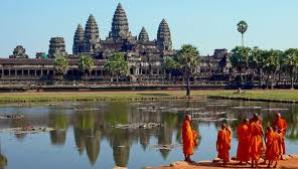 GOOGLE oferă internauţilor o plimbare virtuală prin templul Angkor Wat din Cambodgia