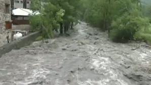 COD ROŞU de inundaţii
