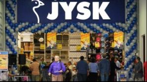 Un nou magazin JYSK în România