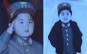 IMAGINI INEDITE: Cum arăta Kim Jong-un în copilărie