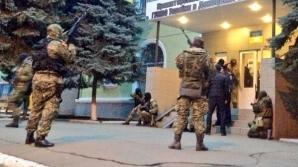 Intense CONFRUNTĂRI ARMATE în oraşul ucrainean Kramatorsk