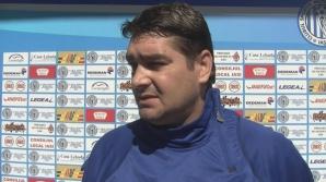 Ciubotariu și-a dat demisia de la FC Vaslui