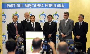 """Partidul Mișcarea Populară ATACĂ """" frăția ipocrită PDL-PSD"""""""